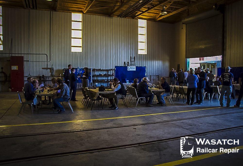 WRR Mechanical Shop Open House